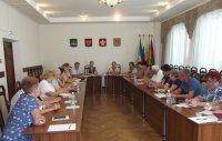 Координационный совет при главе Абинского городского поселения