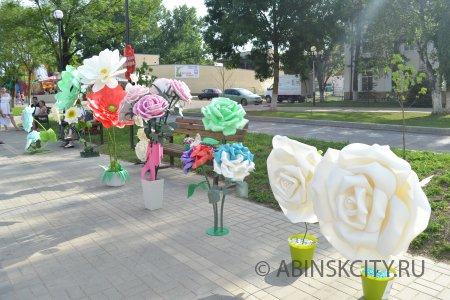 Праздник цветов - 2019