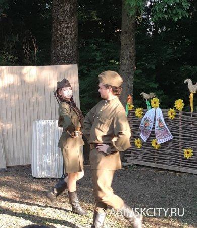 Праздник хутора Коробкин